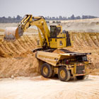 Services include Contract mining and earthmoving