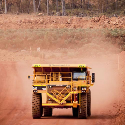 Contract earthmoving, Contract mining, Western Australia