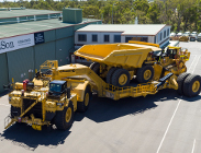 Piacentini designs and builds heavy machine transport solutions to meet the needs of the mining and earthmoving industries