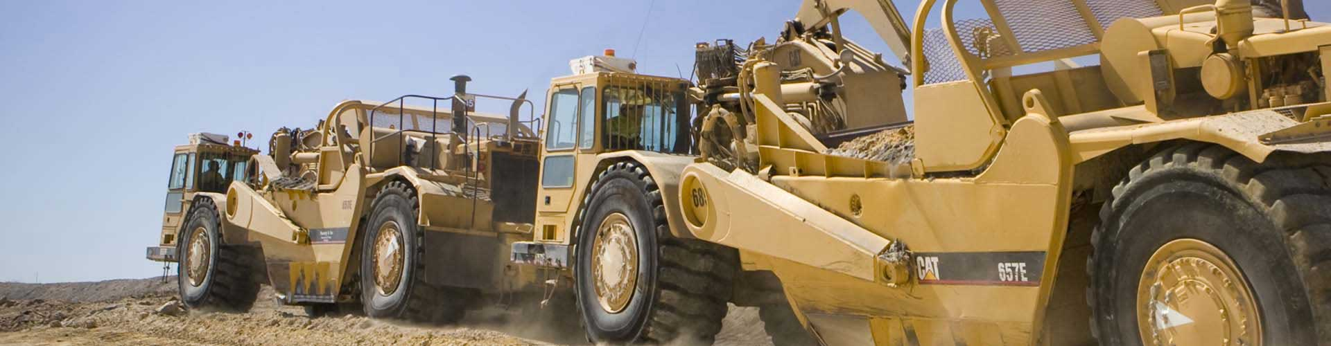 Earthmoving unit, Earthmoving Contractor