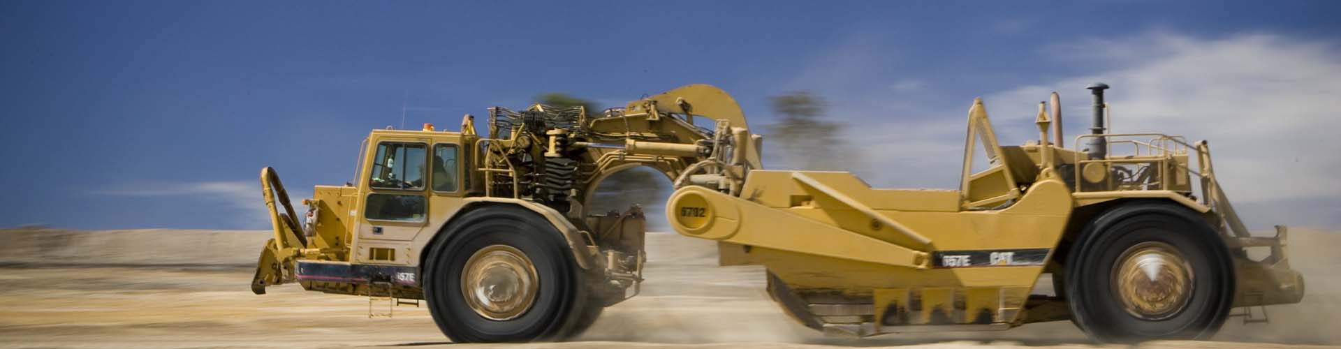 Earthmoving in the South West of Western Australia
